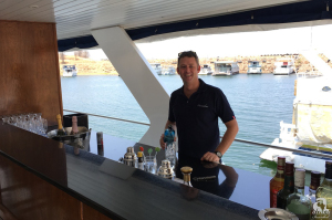 The Bar on the Top Deck